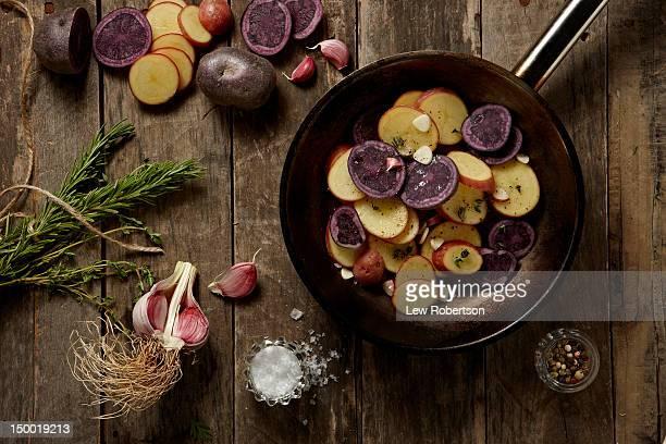 potatoes - prepared potato stock pictures, royalty-free photos & images