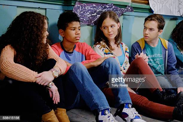"""Potential Energy"""" - Tensions run high as Stef and Lena are called to action when the school is put on lockdown after it's discovered that Mariana's..."""