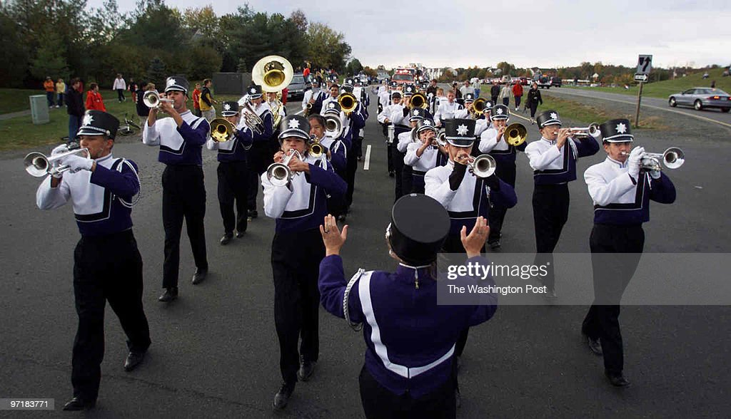 dating someone in marching band