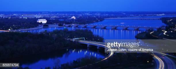 Potomac River at Dusk