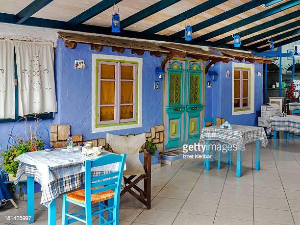 Potos cafe restaurant,Thassos,Greece