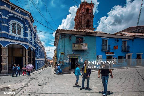 Potosí is a city and the capital of the department of Potosí in Bolivia. It is one of the highest cities in the world by elevation at a nominal 4,090...