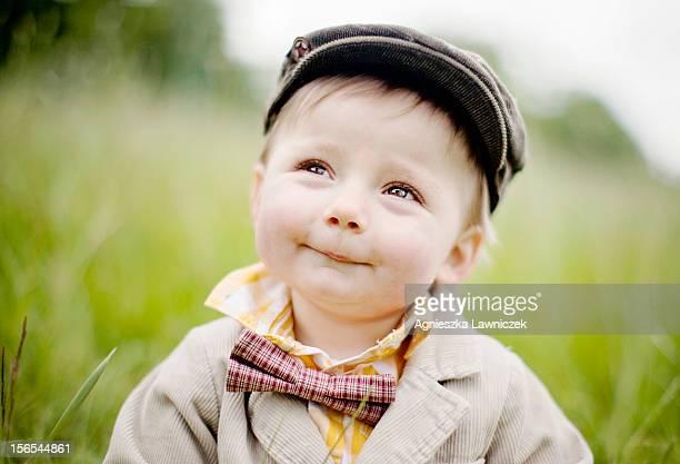 Potrait of a little boy