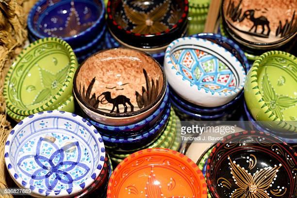 Pots in Medina