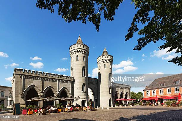 Potsdam - Nauener Tor, historic city gate