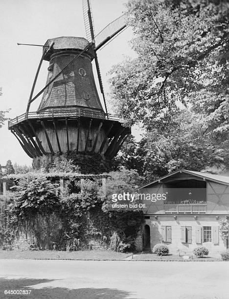 Potsdam Schloss Sanssouci Mühle