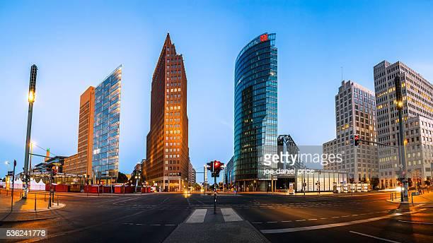 Potsdamer Platz, Berlin, Germany