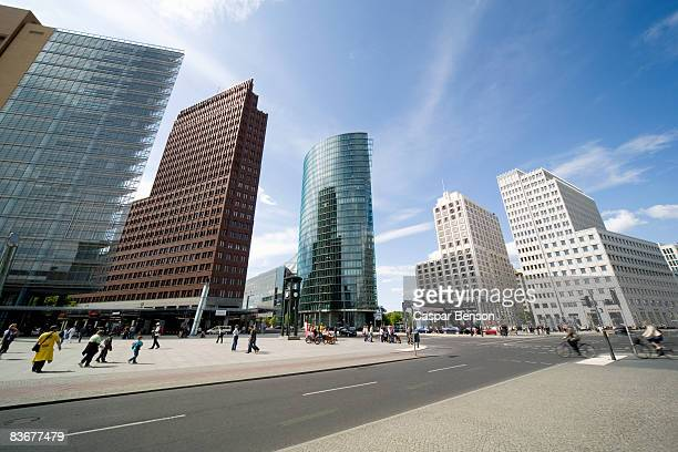 Potsdamer Platz, Berlin, Germany