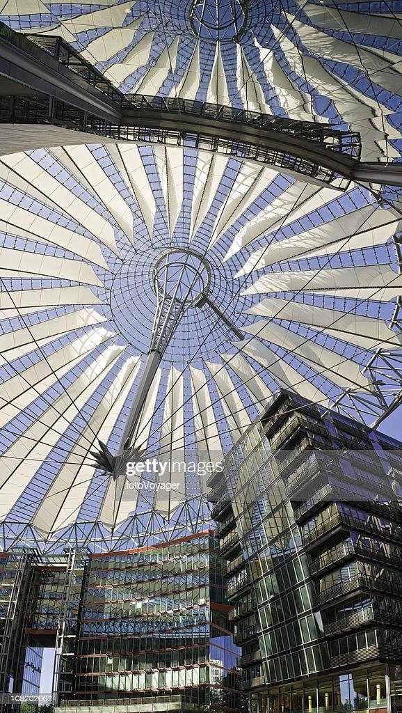 Potsdamer Platz Berlin : Stockfoto