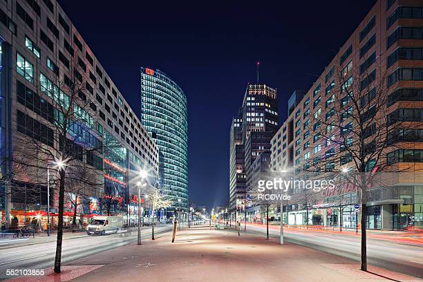 Potsdamer Platz cityscape