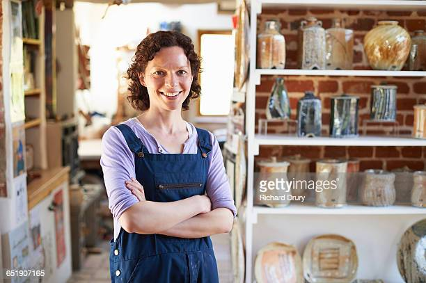 potter in her workshop - art and craft product stock pictures, royalty-free photos & images