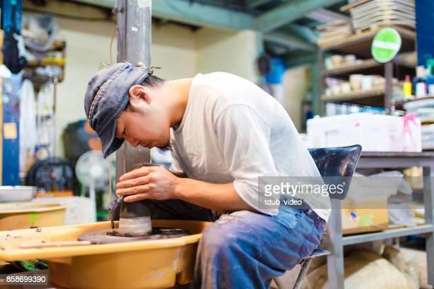 沖縄で陶芸