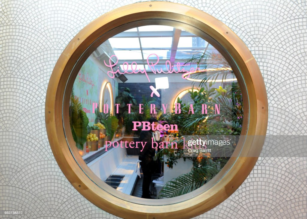 Pottery Barn Deutschland pottery barn pottery barn pbteen and lilly pulitzer celebrate