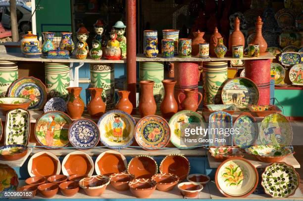 Pottery in Estremoz