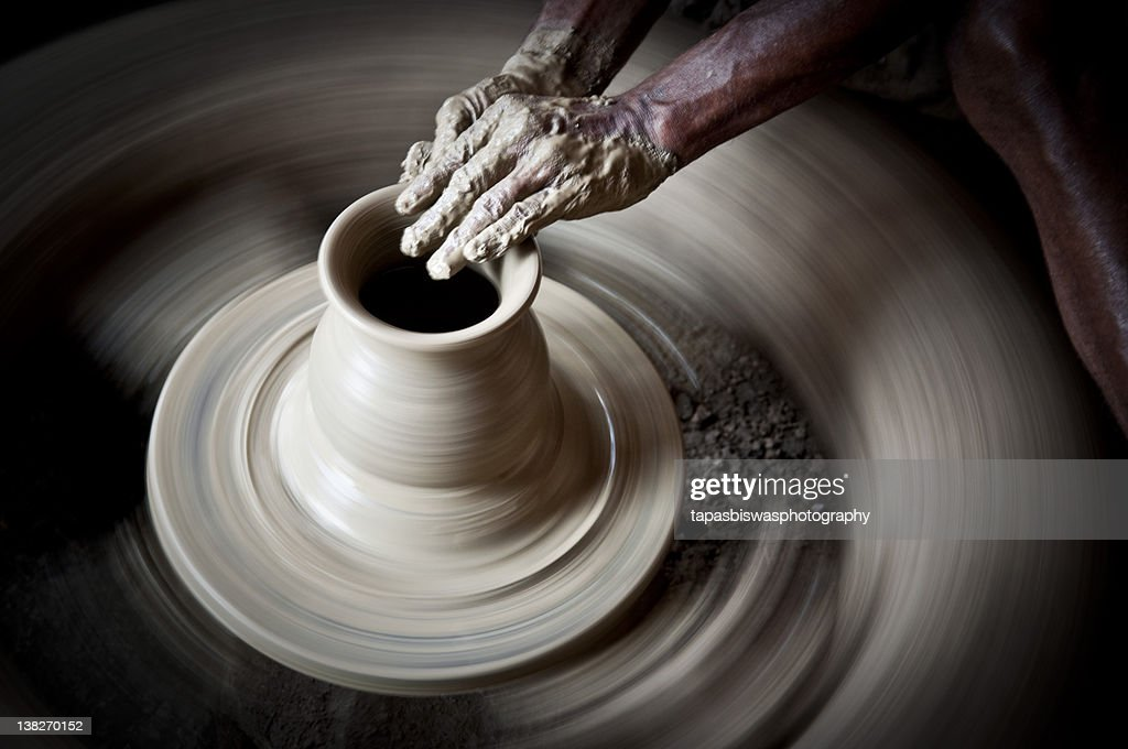 Pottery : Stock Photo