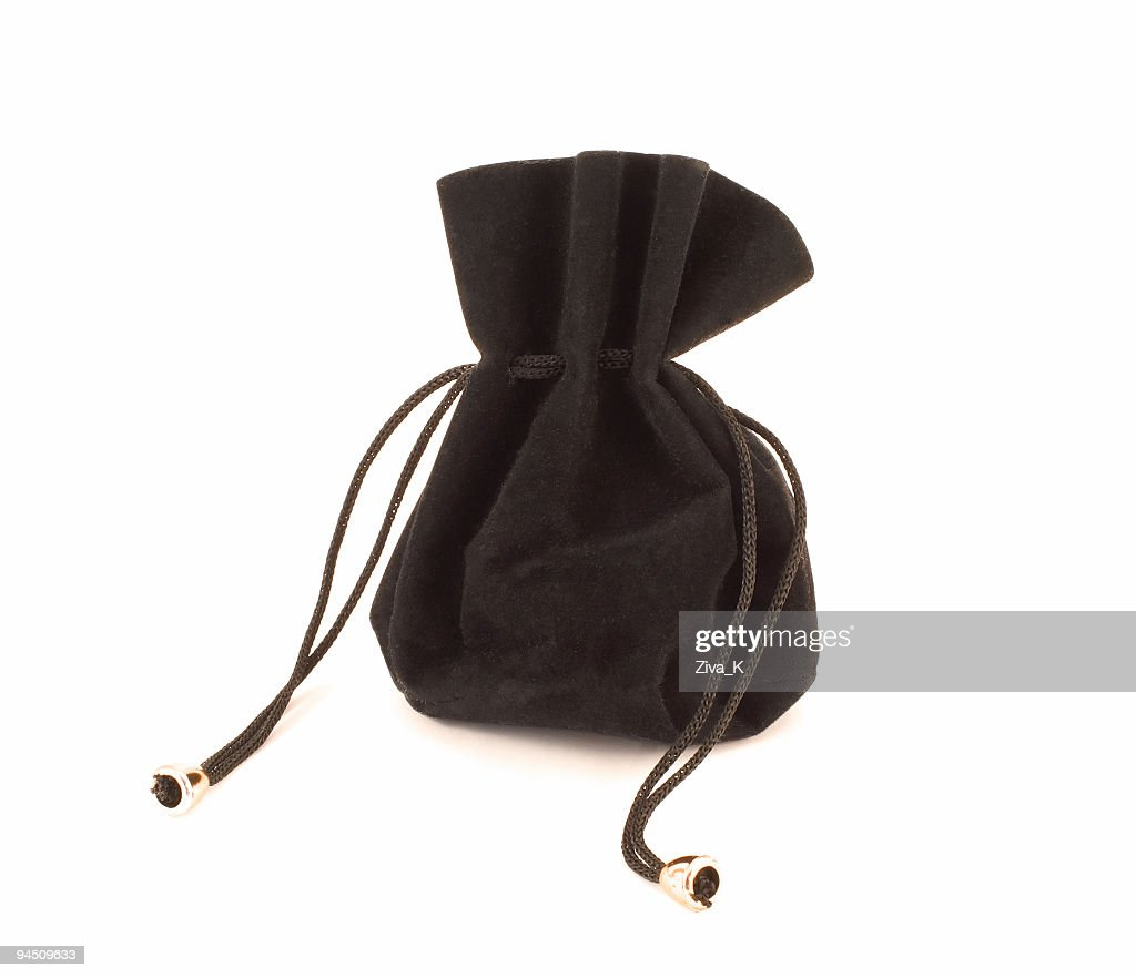 Pouch : Stock Photo