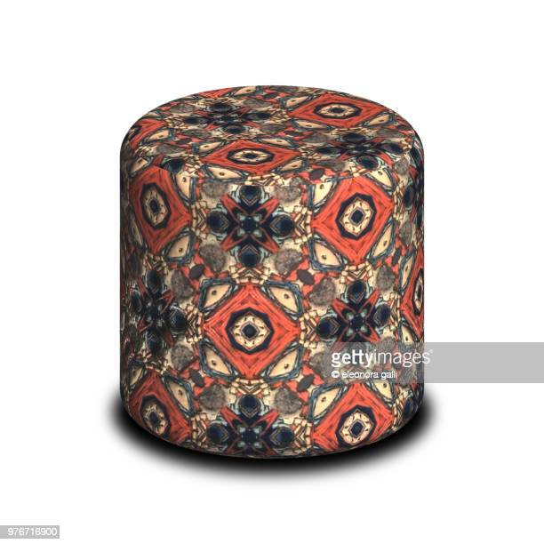 pouf - ottoman stock pictures, royalty-free photos & images