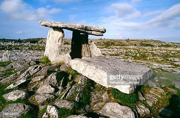 Poulnabrone Dolmen, Shannon Region, Ireland