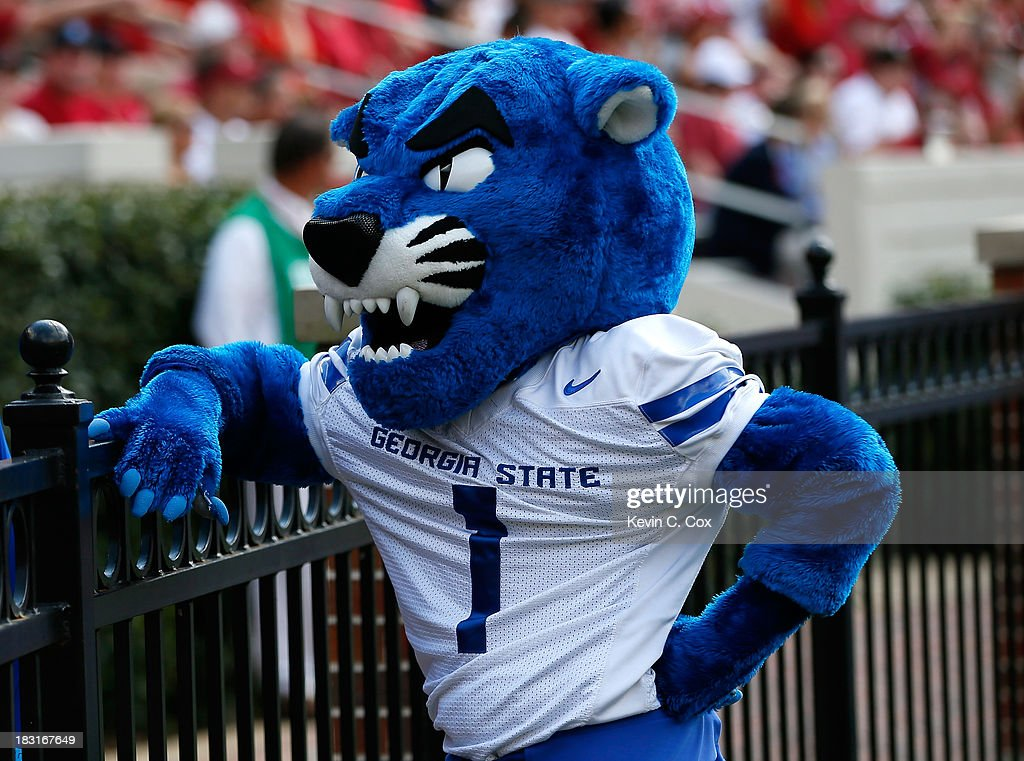 Georgia State v Alabama : News Photo