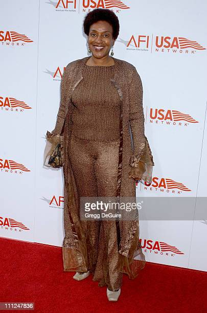 CCH Pounder during 33rd AFI Life Achievement Award Honoring George Lucas at Kodak Theatre in Hollywood California United States