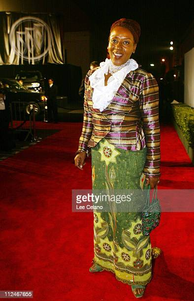 CCH Pounder during 55th Annual Primetime Emmy Awards TV Guide 2003 Emmy Party at The Lot Studios in Hollywood California United States