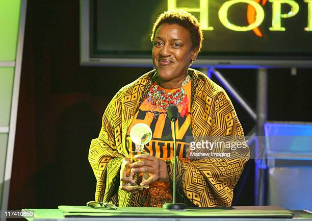 CCH Pounder during Academy of Television Arts Sciences Presents The 10th Annual Ribbon of Hope Celebration 2006 Inside