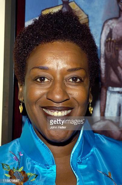 The Art of Camara Gueye July 7 2005 in Los Angeles California United States