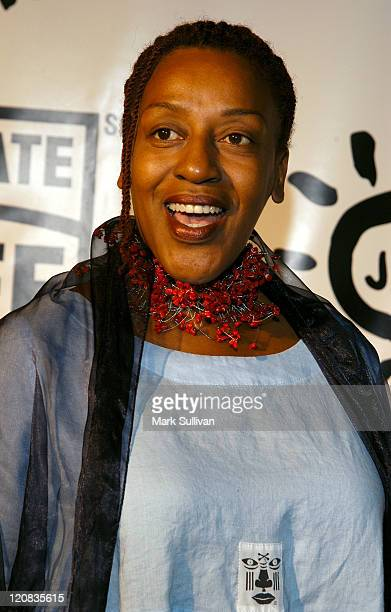 CCH Pounder during First Annual 'Share The Beat' Gala at Cicada Restaurant in Los Angeles California United States