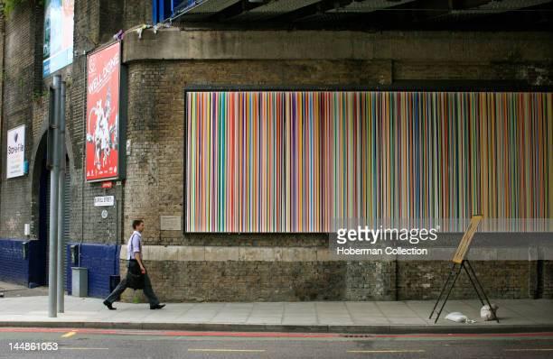 Poured Lines Artwork London