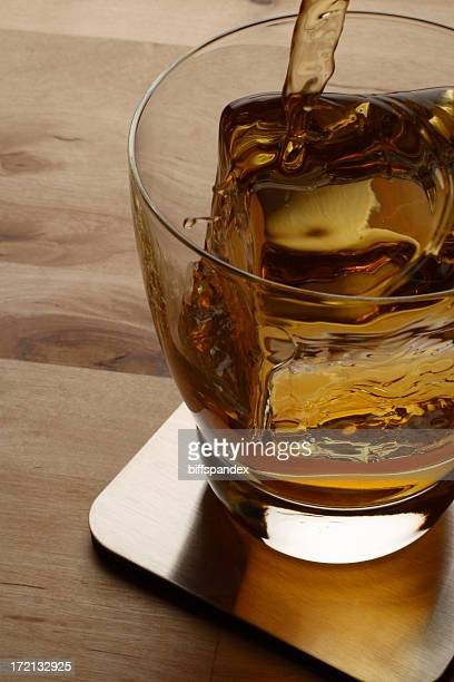 Pouring A Scotch