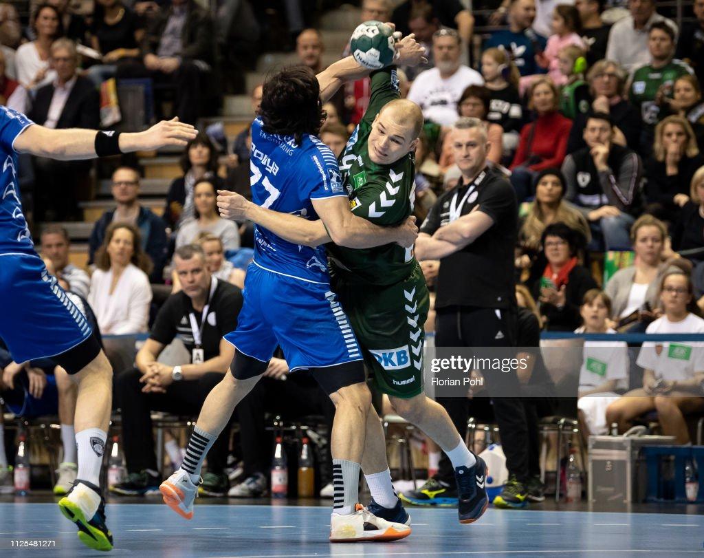 DEU: Fuechse Berlin v VfL Gummersbach - DKB Handball Bundesliga
