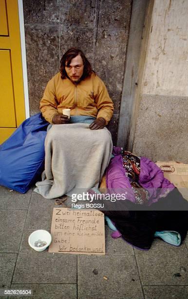 Poverty in Frankfurt