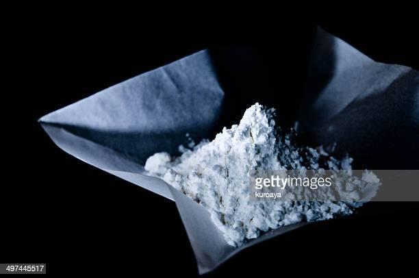 Powder like a drug