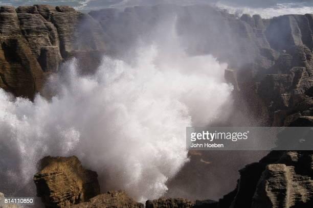Power at Pancake Rocks