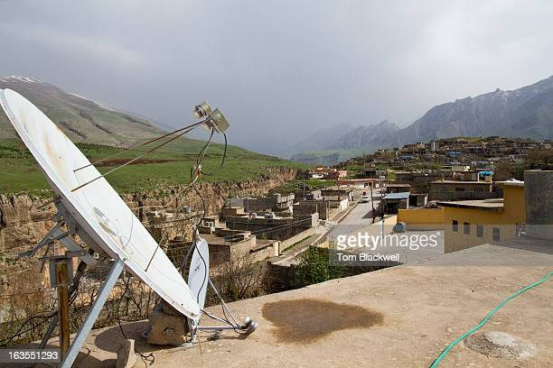 Power blackouts are not unusual in Kurdistan but the profileration of electrical infrastructure continues at a steady pace. The ingenious technology...
