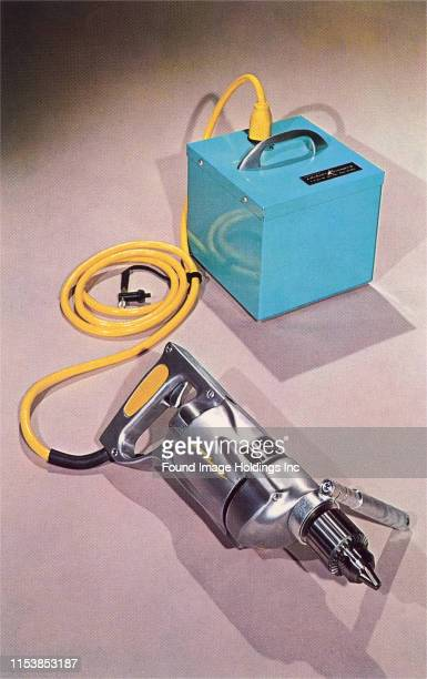 Power Drill with Battery Pack