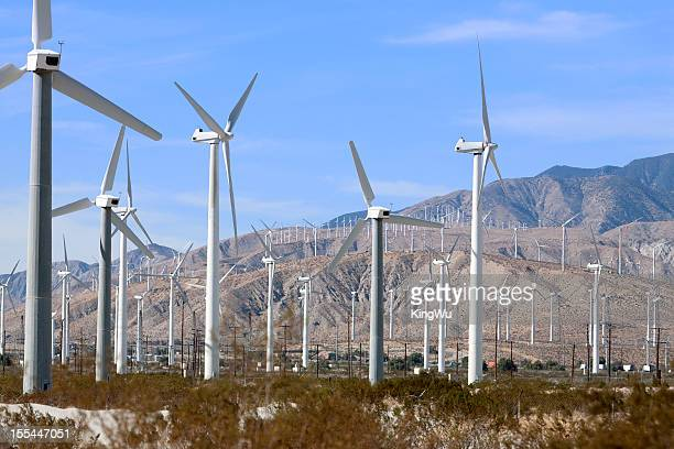 Power Generating windfarm