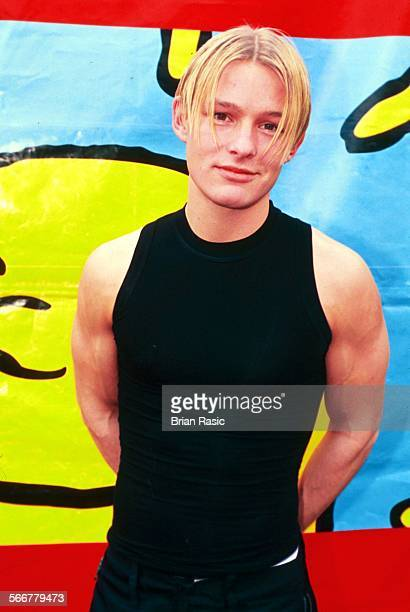 Power In The Park' Concert In Southampton Britain 1999 Adam Rickitt 2000