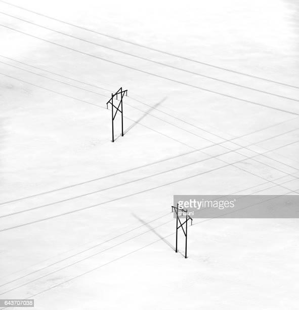 Power Line Minimalism