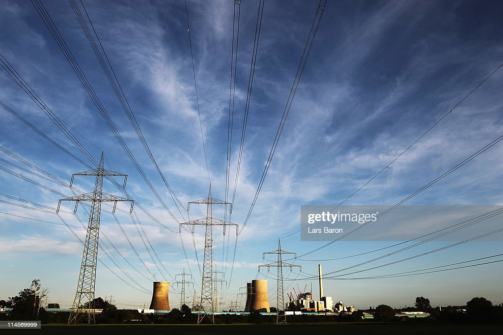 Coal Remains Main Source Of German Energy Supply : News Photo