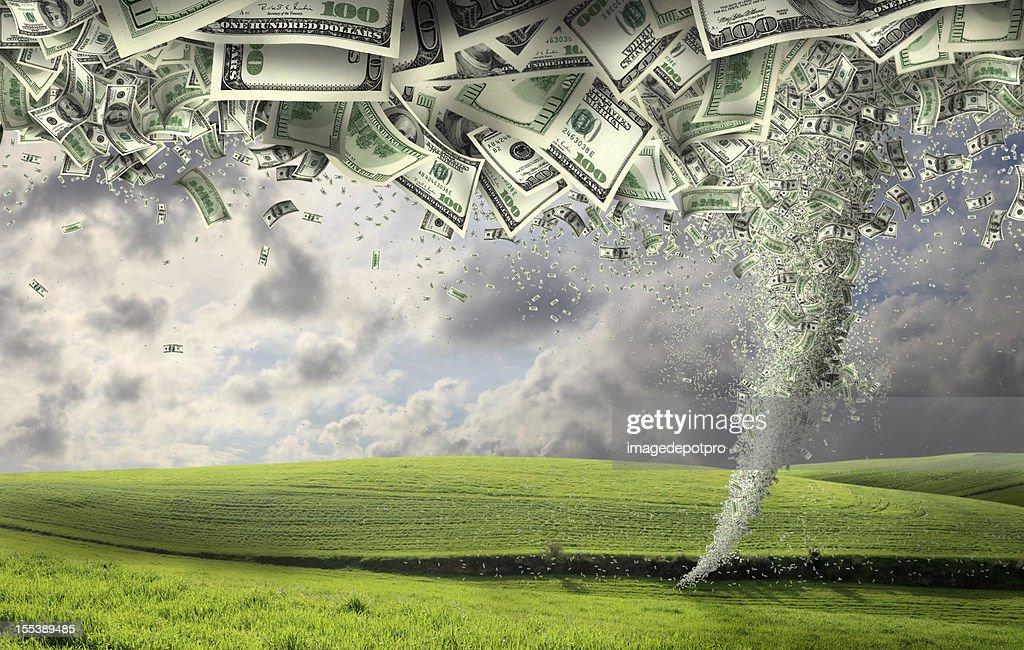 power of money : Stock Photo