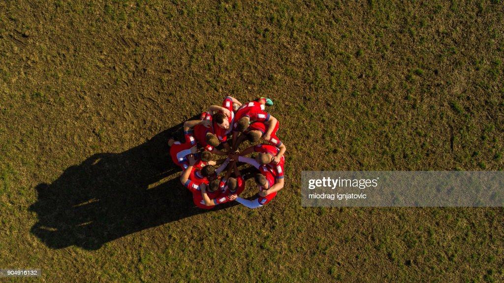 Power of team : Stock Photo