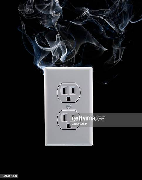 Power Outlet smoking