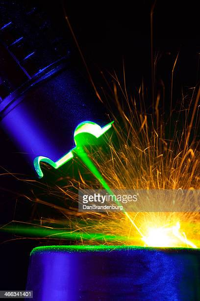 laser power - medical laser stock photos and pictures