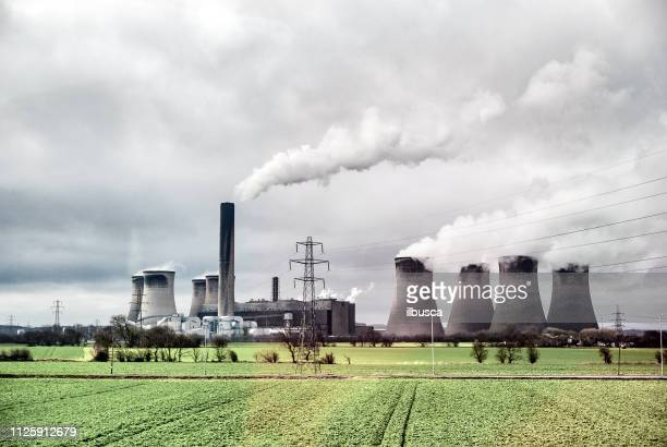 power plant - atomic imagery stock pictures, royalty-free photos & images