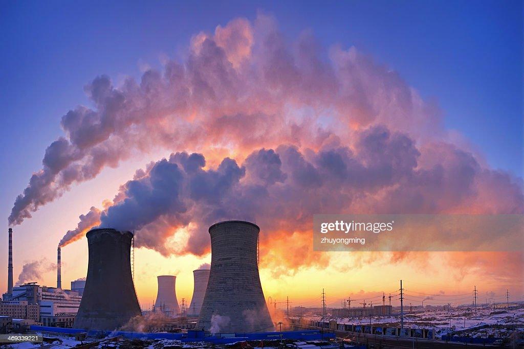 Power Plant : Stock Photo