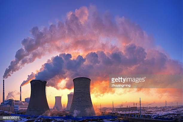 power plant - power station stock pictures, royalty-free photos & images