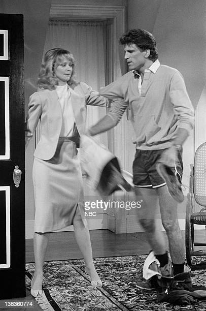 CHEERS Power Play Episode 1 Air Date Pictured Shelley Long as Diane ChambersTed Danson as Sam Malone