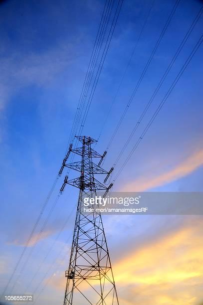 Power Pylon, Osaka Prefecture, Japan