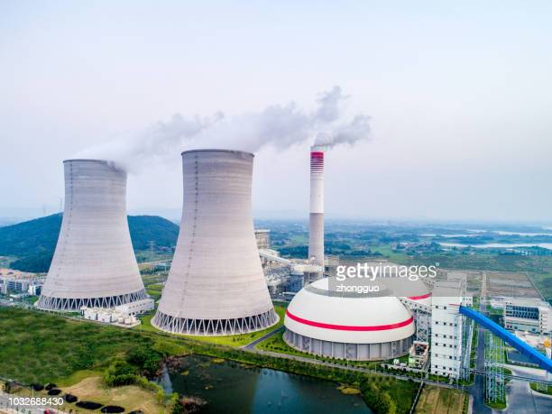 power station - coal fired power station stock photos and pictures